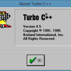 Why I should not use Turbo C?
